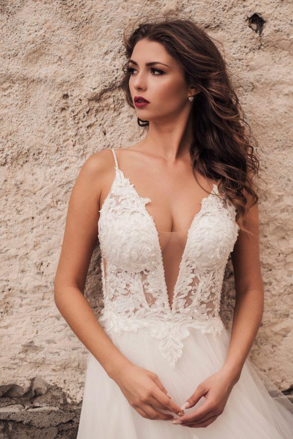 Svadobné šaty Danio - Salón Beauty POINT Martin