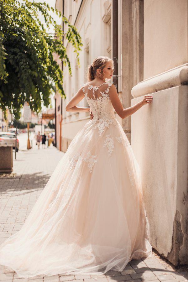Svadobné šaty Galatea - Svadobný salón Beauty POINT