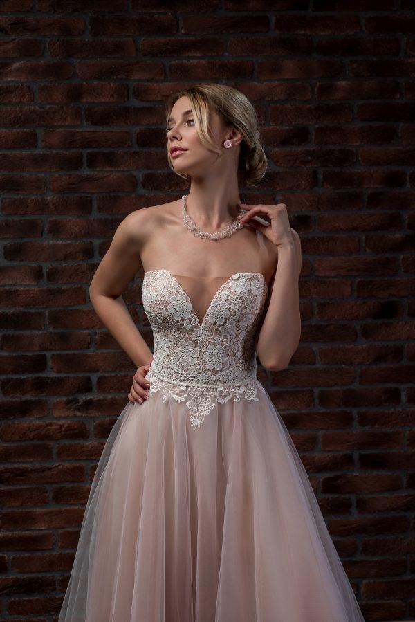 Svadobné šaty Marion - Svadobný salón Beauty POINT